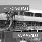 LED BOARDING VVV-VENLO_GREY