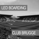 LED BOARDING CLUB-BRUGGE-GREY